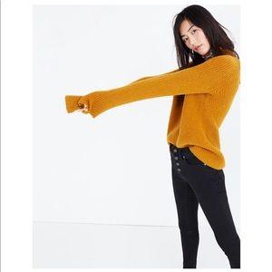 Madewell Karen mock neck sweater